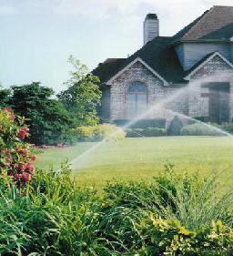 A quality sprinkler system is the key to a quality landscape